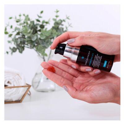 Imagem 5 do produto Resveratrol B E Antioxidante Night SkinCeuticals - Reparador Celular - 30ml