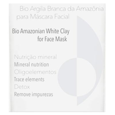 Imagem 2 do produto Máscara Facial Elemento Mineral Bio Argila Branca da Amazônia - 30g