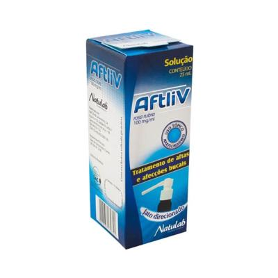Aftliv Spray - 100mg/ml | 25ml