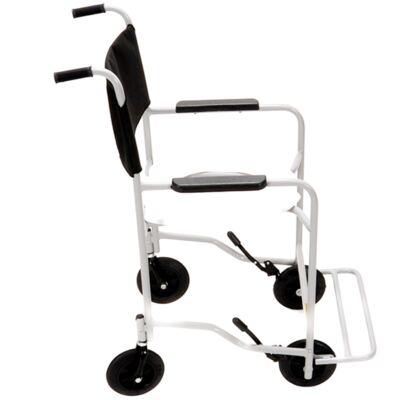 Imagem 2 do produto Cadeira de Banho 201 Prata CDS