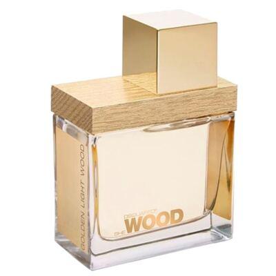 Imagem 1 do produto She Wood Golden Light Wood Dsquared - Perfume Feminino - Eau de Toilette - 50ml