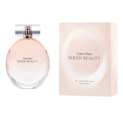 Imagem 3 do produto Calvin Klein Sheer Beauty Calvin Klein - Perfume Feminino - Eau de Toilette - 30ml
