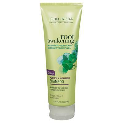 John Frieda Root Awakening Purify + Nourishing - Shampoo - 250ml