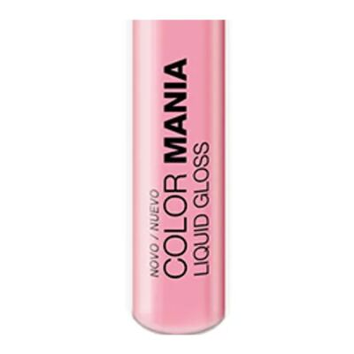Imagem 4 do produto Color Mania Liquid Gloss Maybelline - Gloss - 255 - Pink Punch