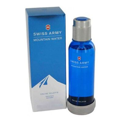 Imagem 2 do produto Mountain Water Victorinox Swiss Army - Perfume Masculino - Eau de Toilette - 50ml