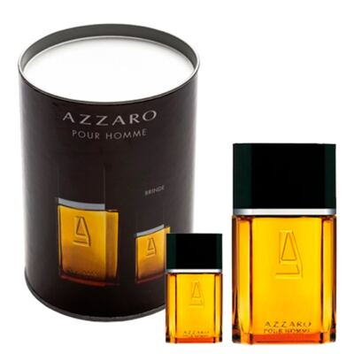 Azzaro Pour Homme Azzaro - Masculino - Eau de Toilette - Perfume + Miniatura - Kit