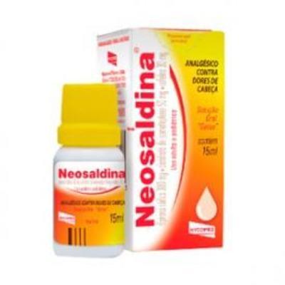 Imagem 2 do produto Neosaldina Gotas 15mL -