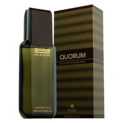 Imagem 1 do produto Quorum De Antonio Puig Eau De Toilette Masculino - 50 ml
