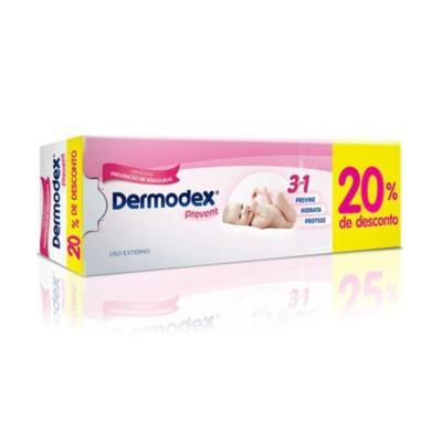 Dermodex Prevent 30g com 20% de Desconto