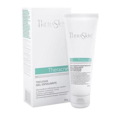 Imagem 4 do produto Gel Esfoliante TheraSkin Theracne - 80g -