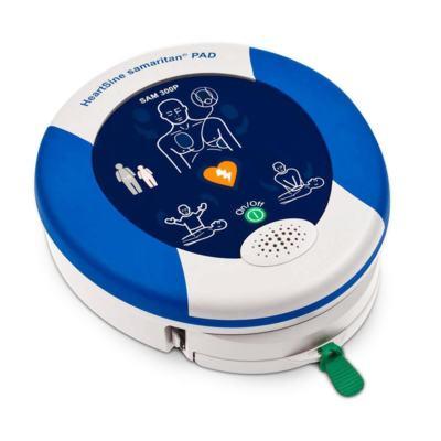 Imagem 1 do produto Desfibrilador DEA Samaritan PAD 350P HeartSine