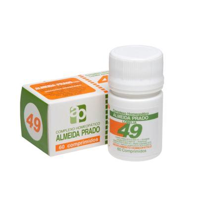 Complexo Homeopático Almeida Prado - 49 | 60 comprimidos