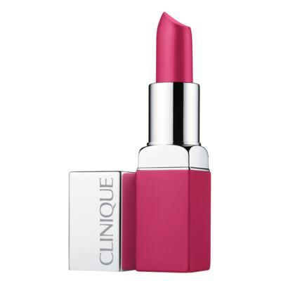 Batom Clinique - Pop Matte Matte Lip Colour + Primer - 06 - Rose Pop