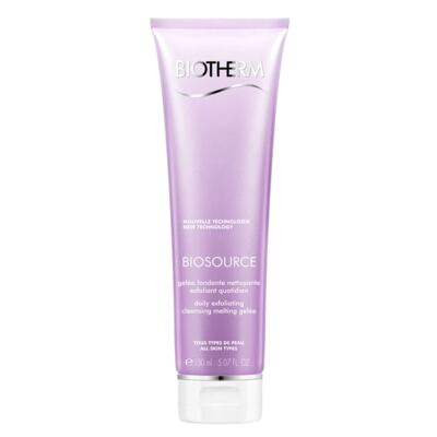 Imagem 1 do produto Gel Facial Esfoliante Biotherm Biosource Daily Exfoliating Cleansing Melting Gelée - 150ml