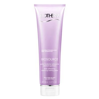 Imagem 1 do produto Gel Facial Esfoliante Biotherm Biosource Daily Exfoliating Cleansing Melting Gelée - 150ml