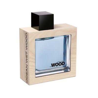He Wood Ocean Wet Dsquared - Perfume Masculino - Eau de Toilette - 100ml