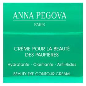 Creme Antirrugas para Olhos Anna Pegova - Crème pour la Beauté des Paupières - 20ml