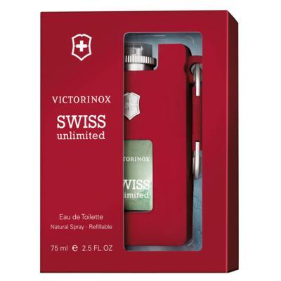 Swiss Unlimited Victorinox - Perfume Masculino - Eau de Toilette - 75ml