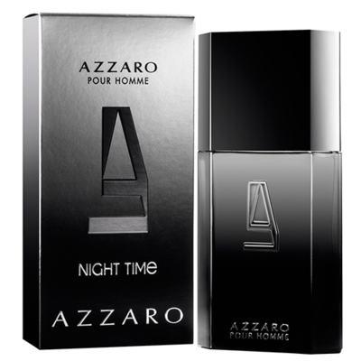 Imagem 2 do produto Azzaro Night Time Azzaro - Perfume Masculino - Eau de Toilette - 50ml