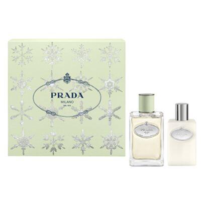 Imagem 1 do produto Prada Infusion D'Iris Prada - Feminino - Eau de Parfum - Perfume + Loção Corporal - Kit