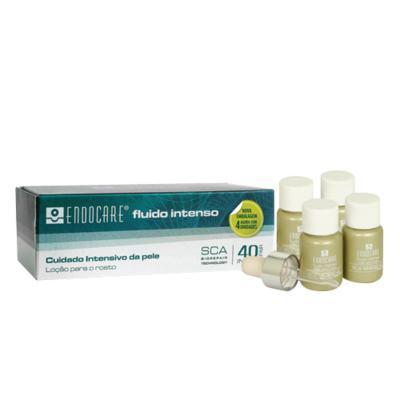 Imagem 1 do produto Endocare Fluido Intenso Endocare - Tratamento Intensivo para Rugas - 4x 3,5ml
