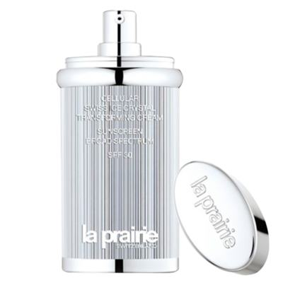 Base Facial La Prairie Cellular Swiss Ice Crystal Transforming Cream SPF 30 - Beige
