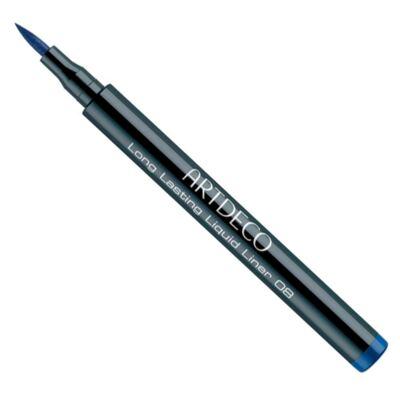 Imagem 4 do produto Long Lasting Liquid Liner Artdeco - Delineador - 08 - Blue