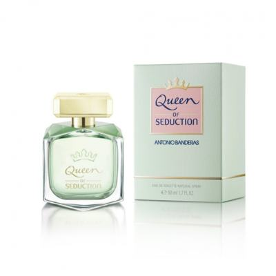 Imagem 1 do produto Queen Of Seduction de Antonio Banderas Eau de Toilette Feminino - 50 ml