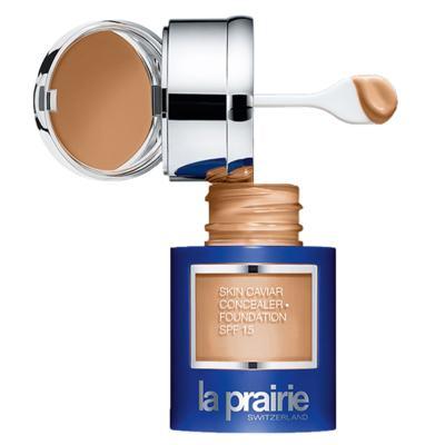 Skin Caviar Concealer + Foundation SPF 15 La Prairie - Base e Corretor - Soleil Beige