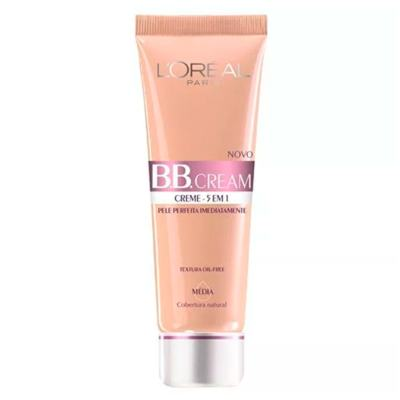 Imagem 2 do produto BB Cream 5 em 1 SPF20 L'oréal Paris - Base Média 50ml + Base Clara 15ml - Kit