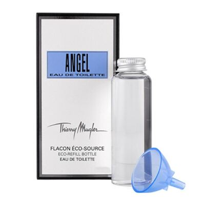 Angel Eco-Refill Bottle Mugler  - Perfume Feminino - Eau de Toilette - 80ml