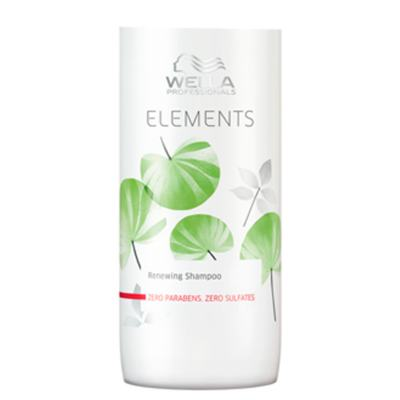 Imagem 2 do produto Shampoo Wella Professionals Elements Renewing - Shampoo Wella Professionals Elements Renewing 250ml