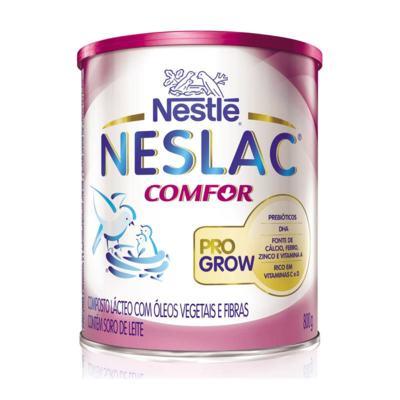 Imagem 8 do produto Composto Lácteo Neslac Comfor - lata, 800g -