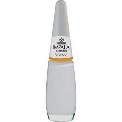 Esmalte Cremoso Impala - Branco   7,5ml
