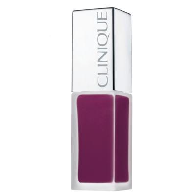 Batom Líquido Clinique - Pop Liquid Matte Lip Colour + Primer - 08 - Black Licorice Pop