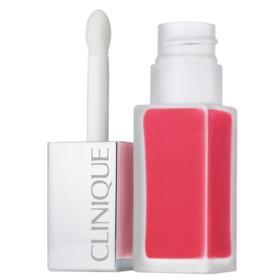 Batom Líquido Clinique - Pop Liquid Matte Lip Colour + Primer - 04 - Ripe Pop