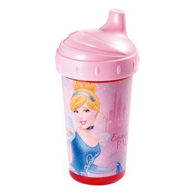Imagem 1 do produto Copo Com Bico Rígido Princesas Multikids Baby - BB081 - BB081