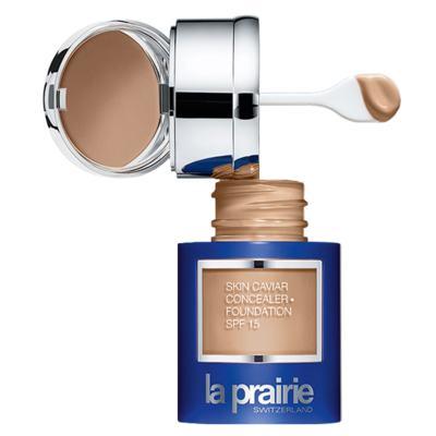 Skin Caviar Concealer + Foundation SPF 15 La Prairie - Base e Corretor - Honey Beige