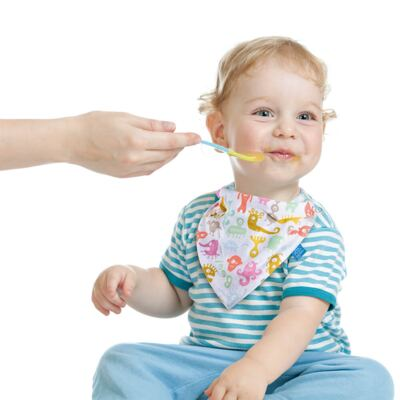 Imagem 2 do produto Babador Bandana Monstros Multikids Baby - BB227 - BB227