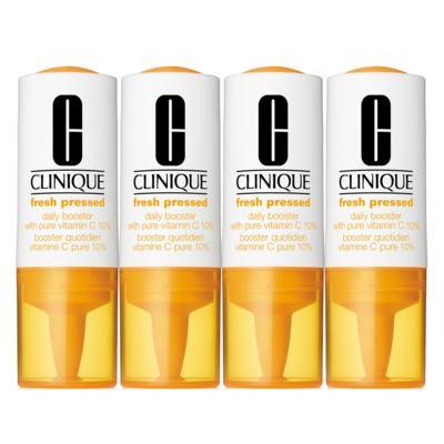 Imagem 2 do produto Anti-idade Clinique Fresh Pressed Daily Booster - 4x 34ml