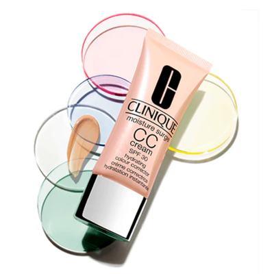 Imagem 3 do produto Moisture Surge CC Cream SPF30 Clinique - Base - 40ml - Medium
