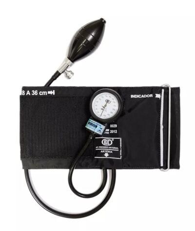 Imagem 6 do produto Kit Esteto Littmann Cardiology IV Preto com Aparelho de Pressão Bic Preto