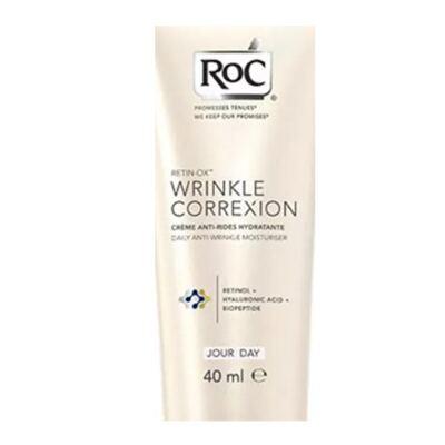 Imagem 2 do produto Retin-Ox Wrinkle Correxion Day Roc - Rejuvenescedor Facial - 40ml
