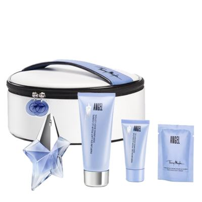Imagem 1 do produto Angel Mugler - Feminino - Eau de Parfum - Perfume + Loção Perfumada + Creme Corporal - Kit