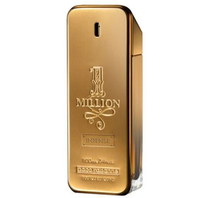 1 Million Intense Paco Rabanne - Perfume Masculino - Eau de Toilette - 100ml