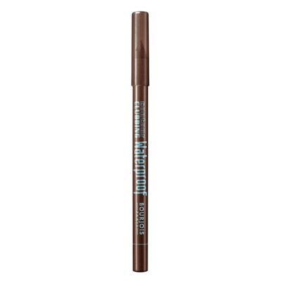 Imagem 4 do produto Contour Clubbing Waterproof Bourjois - Lápis para Olhos - 49 - Crazy About Brown