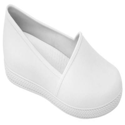 Sapato Milena Branco Boa Onda - 39/40