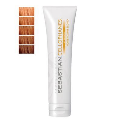 Cellophanes Sebastian 300ml - Tratamento para Cabelos Coloridos - Honeycomb Blond