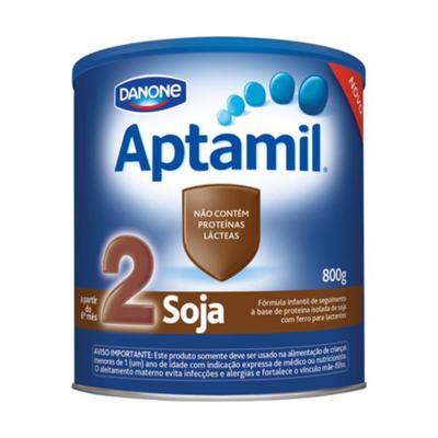Aptamil 2 Soja 800g