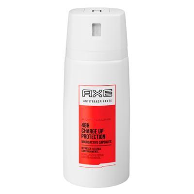 Desodorante Antitranspirante Axe - Adrenaline Aerosol   152ml